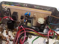 PICAXE Transverter Sequencer